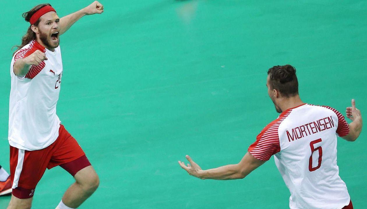 dansk kvindehåndbold ol guld